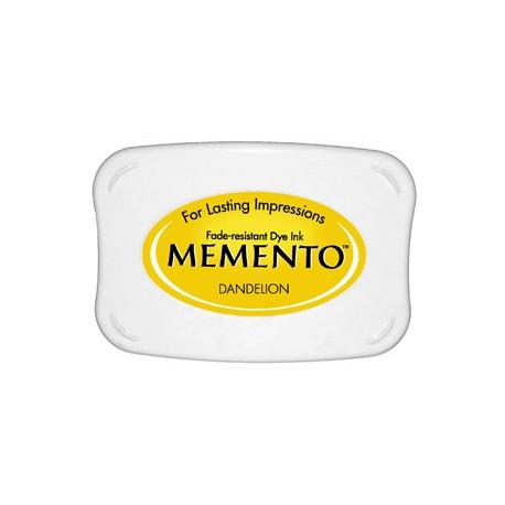 Tampón de tinta Memento Pad Dandelion de Tsukineko