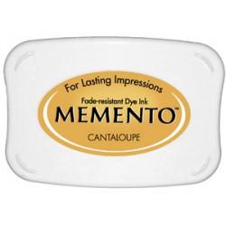 Tampón de tinta Memento Pad Cantaloupe de Tsukineko