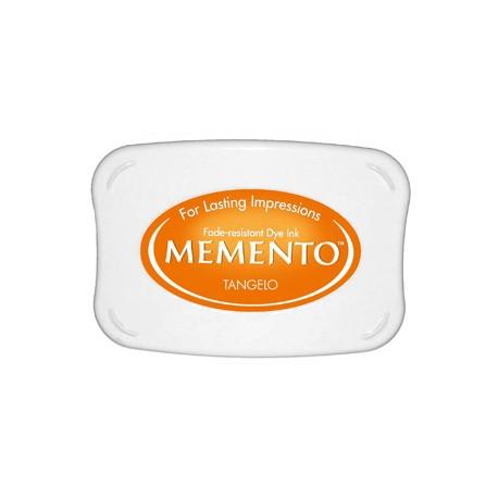 Tampón de tinta Memento Pad Tangelo de Tsukineko