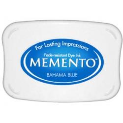 Tampón de tinta Memento Pad Bahama Blue de Tsukineko