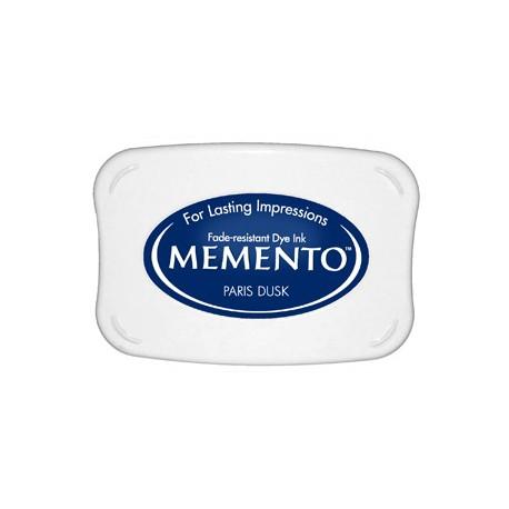 Tampón de tinta Memento Pad Paris Dusk de Tsukineko