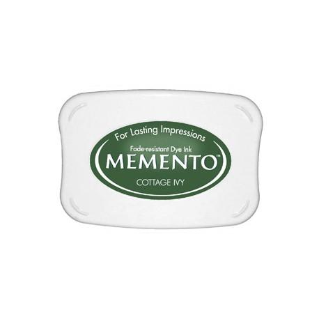 Tampón de tinta Memento Pad Cottage Ivy de Tsukineko