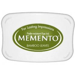Tampón de tinta Memento Pad Bamboo Leaves de Tsukineko