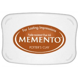 MEMENTO Ink Pad - Potter's Clay