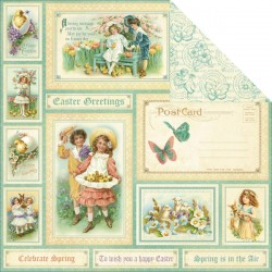 Sweet Sentiments - Easter Greetings