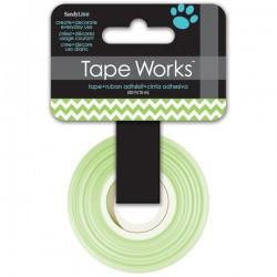 Masking Tape - CHEVRON GREEN