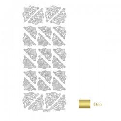 Peel Off - Esquineras 1 oro