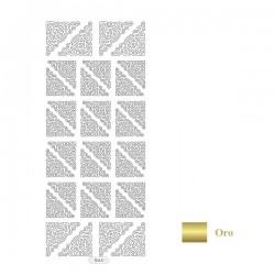 Peel Off - Esquineras 3 oro