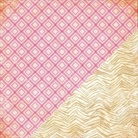 Vintage Lace - Laced Squares