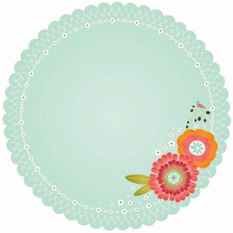 Spring Bloom - Posy Die-Cut