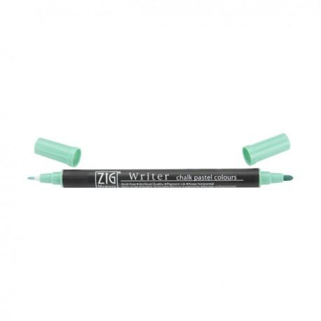 Rotulador Zig Chalk Verde