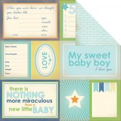 Baby Mine Boy - Sweet Baby