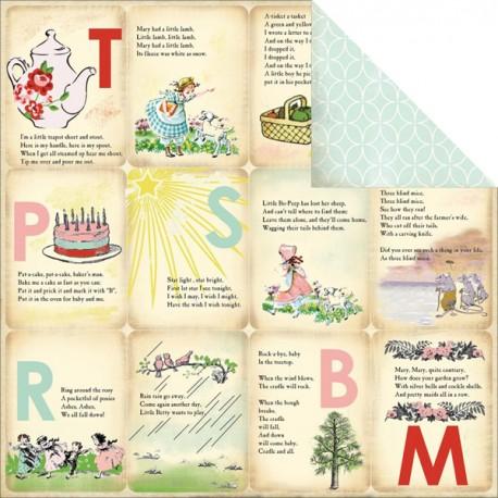 Baby Mine Girl - Nursery Rhymes