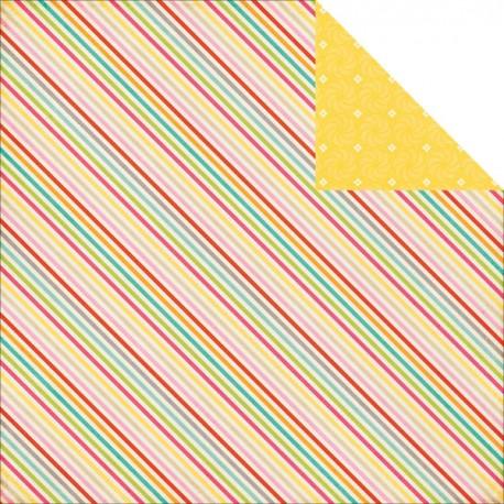 Summer Bliss - Summer Stripes