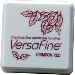 Versafine Small - Crimson Red