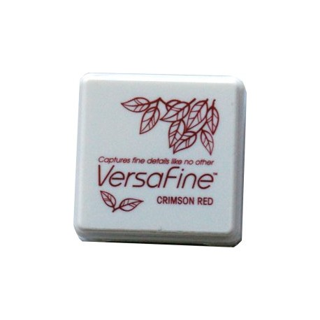 Versafine Small - Crimson Red