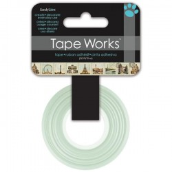 Masking Tape - Paris Stamps