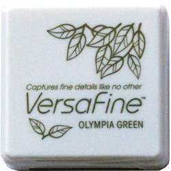 Versafine Small - Olympia Green