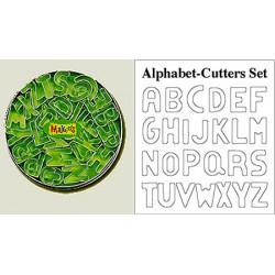 Cortador set - Alphabet