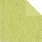 Hello Baby - Green Wood