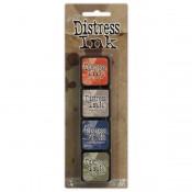 Distress Mini Ink Kits - 5