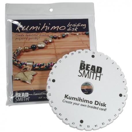 Kumihimo Disk Round