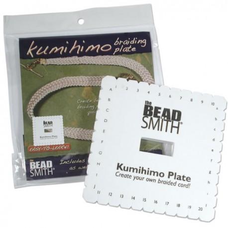 Kumihimo Plate Square