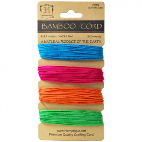 Bamboo Cord - Hemptique