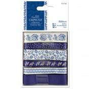 Surtido cintas Capsule Parisienne Bleu