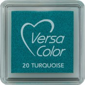 VersaColor Cubes - Turquoise