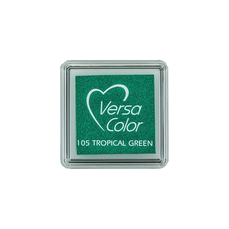 VersaColor Cubes - Tropical Green
