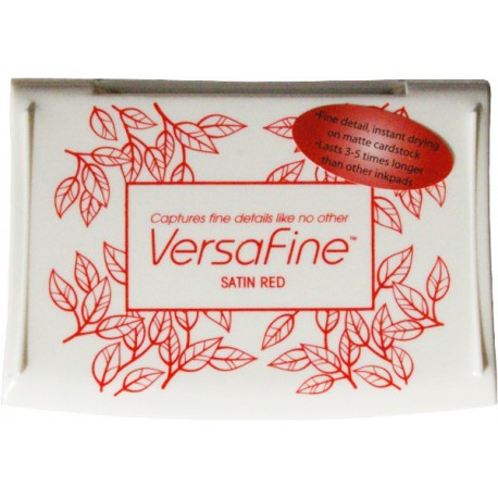 VersaFine - Satin Red