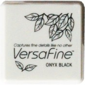 Versafine Small - Onyx Black