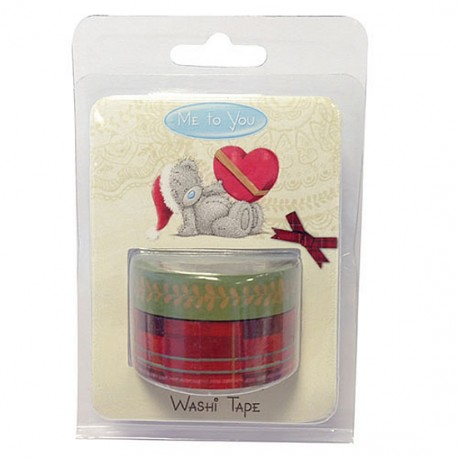 Me to you christmas Washi Tape