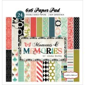 Moments & Memories 15x15 pad