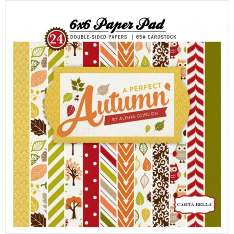 A Perfect Autumn 15x15 Pad