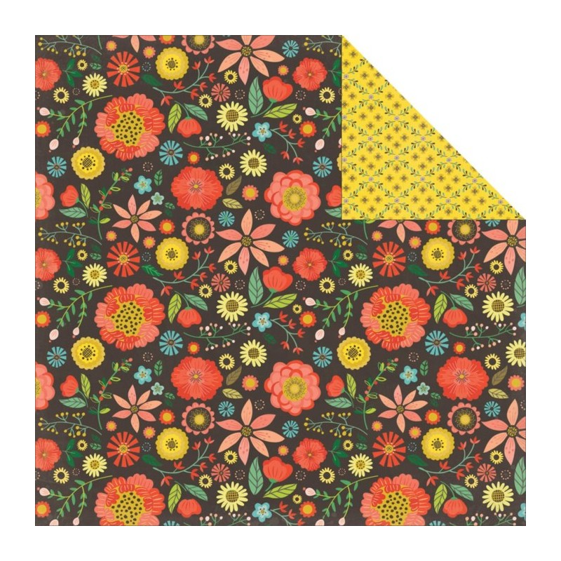 Simple Life - Large Floral