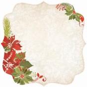 Christmas Carol 30x30 Die Cuts