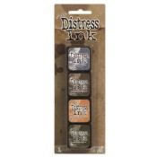 Distress Mini Ink Kits - 9