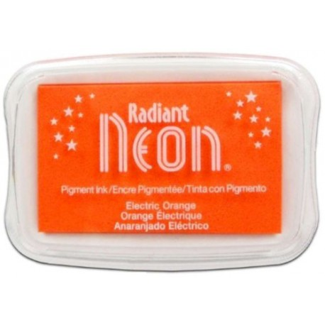 Radiant Neon ELECTRIC ORANGE