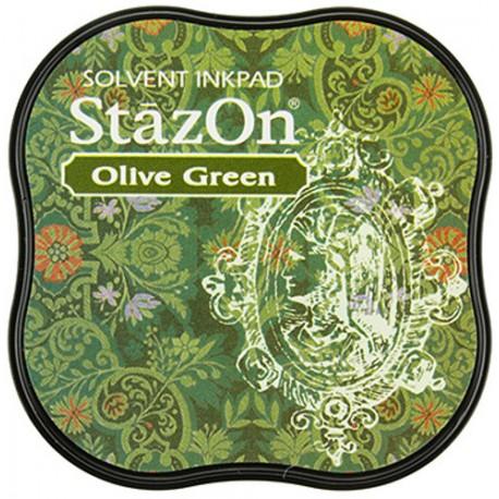 Stazon Midi OLIVE GREEN