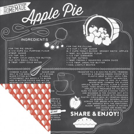 Made From Scratch - Apple Pie