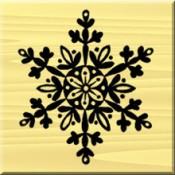 Sello PSX Copo de nieve