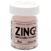 Zing Opaque Emboss - Blush