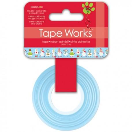 Masking Tape - SNOWMEN