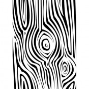 Embossing Folder - Woodgrain