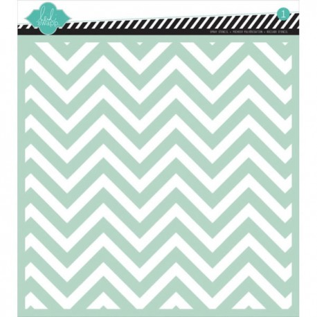 Template 12X12 - Chevron