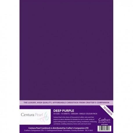 Cartulina Pearl Deep Purple