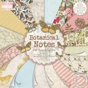 Botanical Notes 20x20