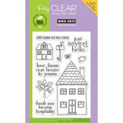 Clear Stamp - Mi Casa CL389